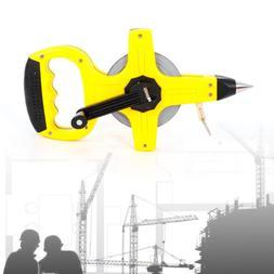 Surveyor Builder Handle Carbon steel Measure Measuring Tape