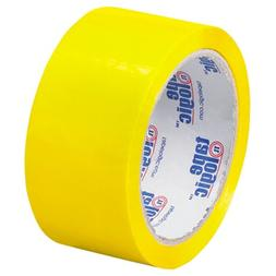 Aviditi T90222Y Acrylic Carton Sealing Tape, 110 yds Length