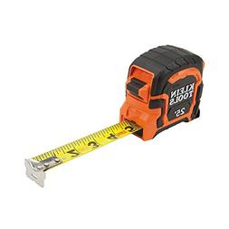 Tape Measure, 25-Foot Single Hook Non-Magnetic with Finger B