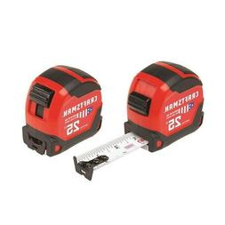 CRAFTSMAN Tape Measure 25 Ft Professional Extra Wide Blade L