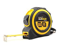 Tape Measure 10-Foot  by Magnelex, Inches and Metric Measuri