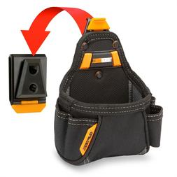 ToughBuilt TAPE MEASURE & ALL PURPOSE POUCH 5-Pockets & Loop