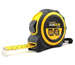 Tape Measure 26-Foot  by Magnelex, Inches and Metric Measuri