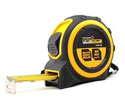Magnelex Tape Measure 16-Foot , Inches and Metric Measuring