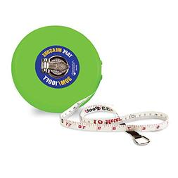 6 Pack LEARNING RESOURCES TAPE MEASURES 30M/100FT