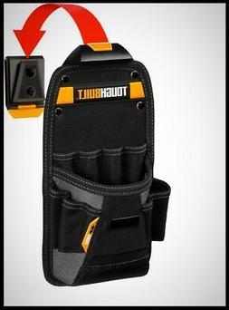 TOUGHBUILT Technician Pouch Tool Storage Utility Belt Bag 11