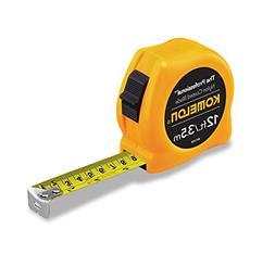 Komelon 4912IM 12ft. The Professional Tape Measure, Yellow