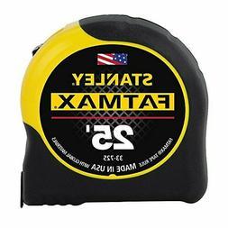 Stanley Tools 33-725 25-Feet FatMax Tape Measure