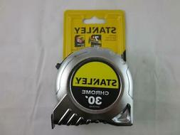 Stanley Tools STHT30160 Tape Measure 1 Inch By 30 Foot With