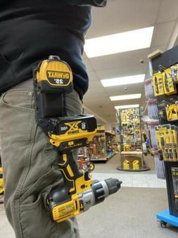 Utility knife holster with DeWALT Cordless Drill Holder & Ta