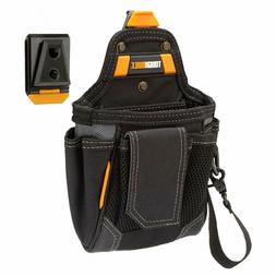 ToughBuilt Warehouse Toolbelt Pouch With ClipTech- 9 Pockets