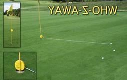 Whoz-Away closest to the pin accuracy proximity tape measure