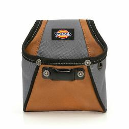 Dickies Rigid Nail and Screw Tool Belt Pouch with Tape Measu