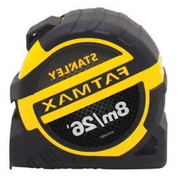 STANLEY XTHT36007S 26 ft./8m FatMax® Tape Measure